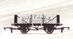 Winstanley Collieries 5 Plank Wagon