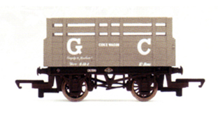 Great Central Railway Coke Wagon