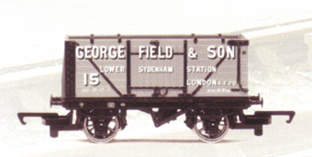 George Field & Son End Tipping Wagon