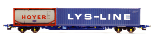 KFA Container Wagon - Hoyer & Lys-Line