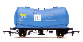 Tiger Rail PCA Tanker Wagon