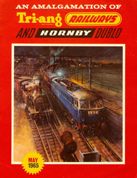 An Amalgamation Of Tri-ang Railways And Hornby Dublo