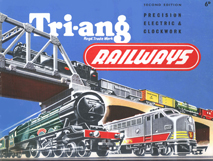 Tri-ang Railways Second Edition