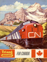 Tri-ang Railways For Canada