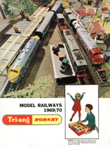 Tri-ang Hornby Model Railways 1969/70 - Australia