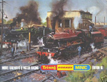 Tri-ang Hornby Minic Edition 16 - Model Railways & Motor Racing