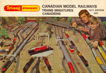 Tri-ang Hornby Canadian Model Railways 1971 Edition