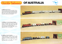 Hornby Railways Of Australia 1974
