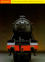 Hornby - OO Scale Model Railways - Forty-Fifth Edition 1999
