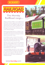 Hornby Railroad Pages - Hornby Catalogue - Edition Fifty-Four 2008