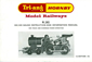 Tri-ang Hornby Instructions And Information Manual