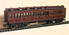 R.385 LMS 3rd Brake End Non Corridor Clerestory